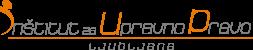 Inštitut za upravno pravo Logo